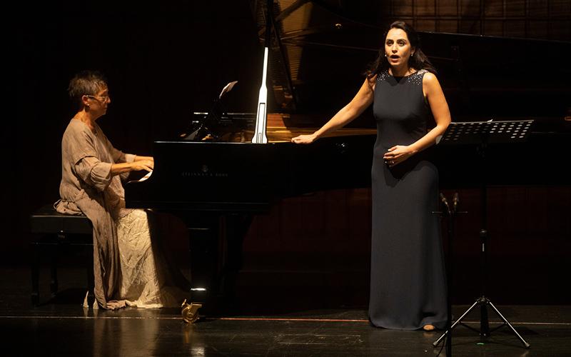 Maria João Pires & Talar Dekrmanjian