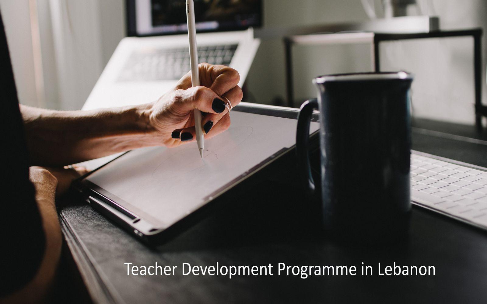 Teacher Development Programme in Lebanon