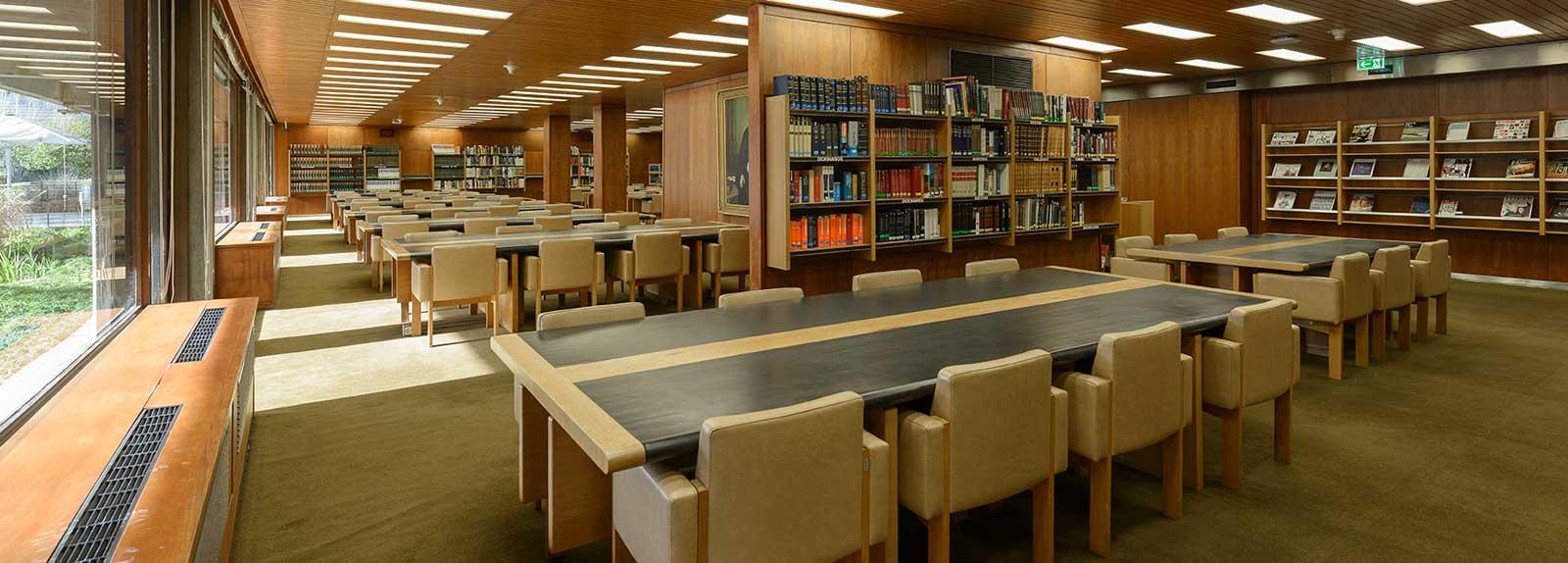 Alteração de horário na sala de leitura