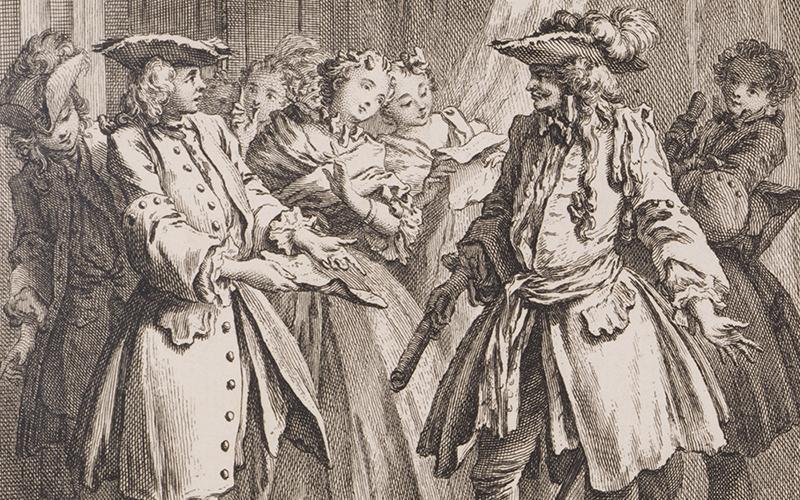 Molière: a escrita encenada