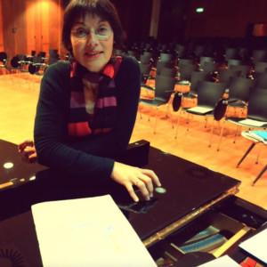 Soprano e compositora Camille van Lunen