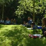 Aula no Jardim – ensinar a aprender com a natureza