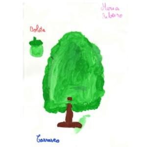 No desafio «Aguarelário II» a Maria Ribeiro pintou um carrasco