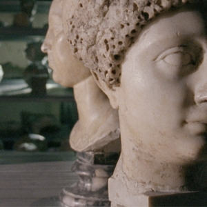Talk about the relationship between sculpture and film