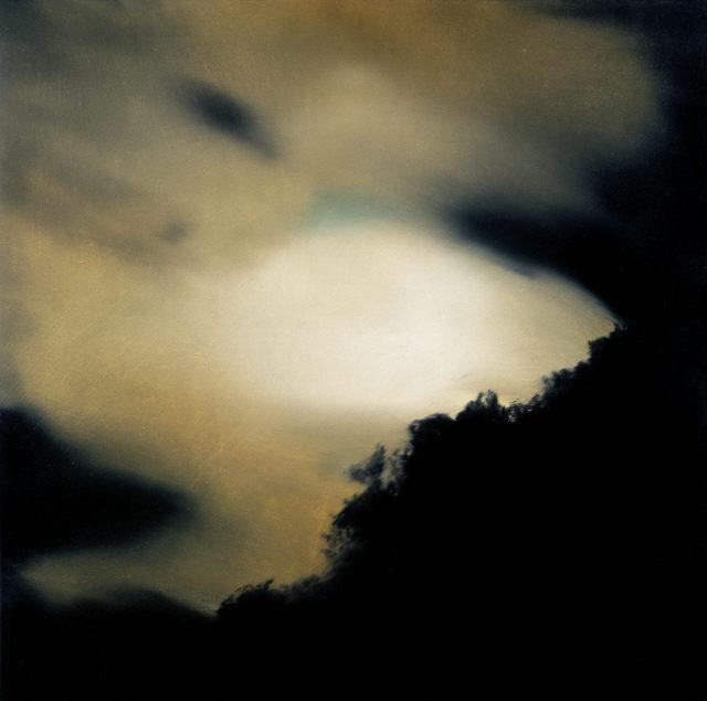 Inês Cannas, Sem título (PIQ 3), 1999. Óleo sobre madeira. Coleção Moderna