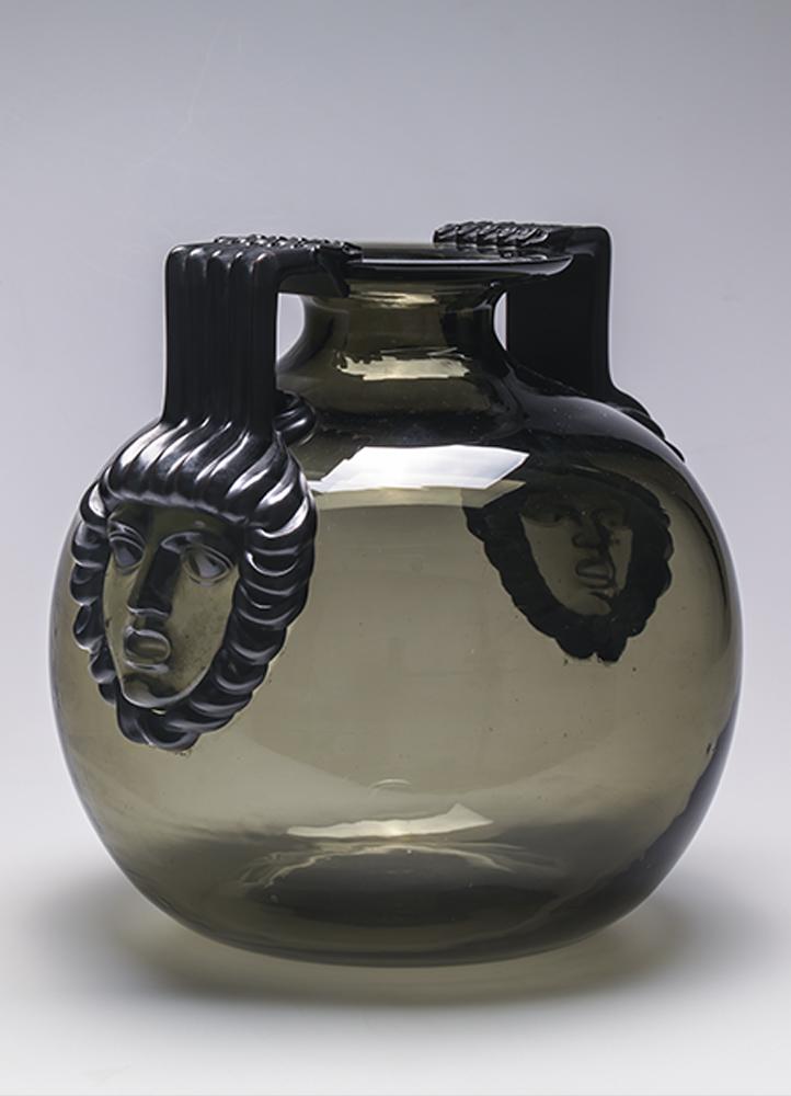 René Lalique, Vaso «Cluny»