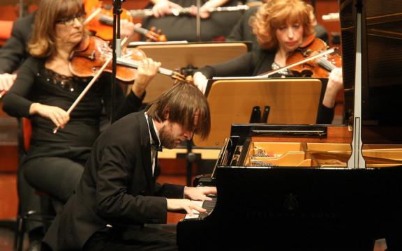 Orquestra Gulbenkian e Daniil Trifonov
