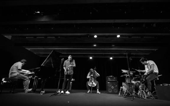 Toscano, Pinheiro, Mira, Ferrandini - Jazz em Agosto 2019