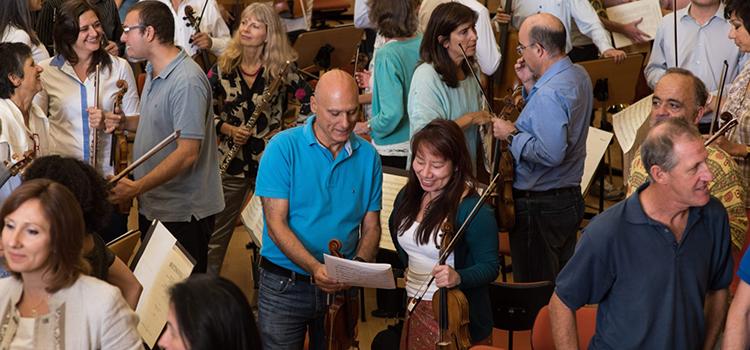 Audições Orquestra Gulbenkian