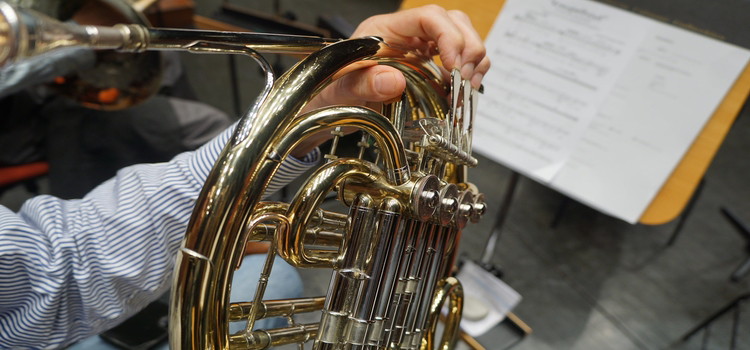 Audições para Instrumentistas Suplementares