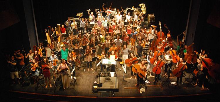 Digressão Orquestra Estágio Gulbenkian