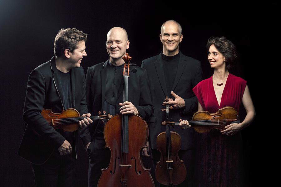 Cuarteto Casals - Integral de Beethoven