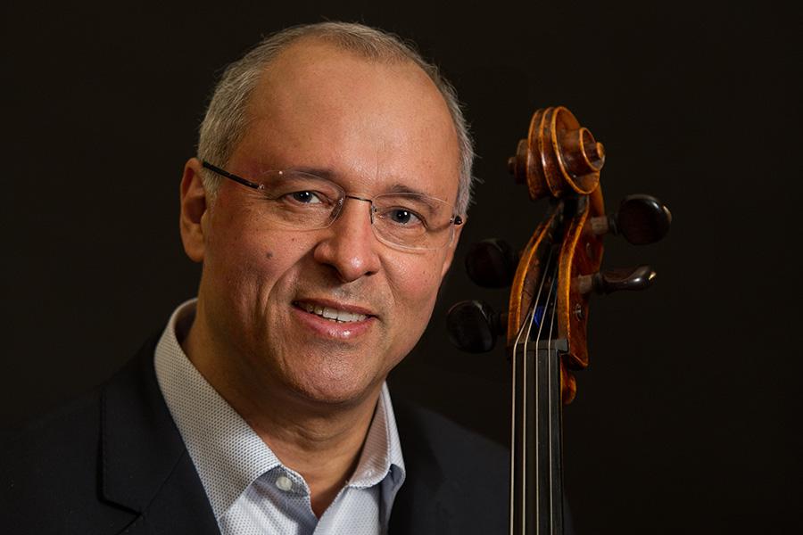 Passe Antonio Meneses - Suites de Bach