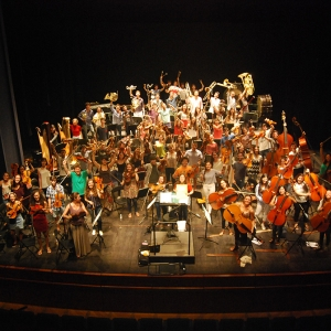Gulbenkian Orchestral Course Orchestra