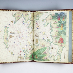 Luís Filipe Thomaz et Michel Chandeigne