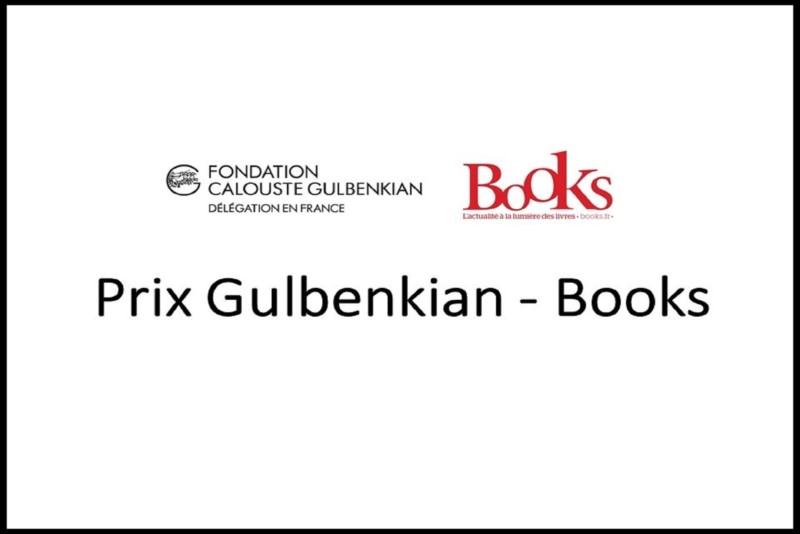 Prix Gulbenkian - Books