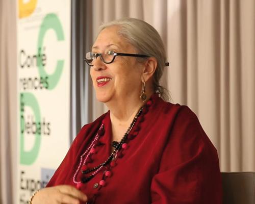 Entretien avec Graça Morais