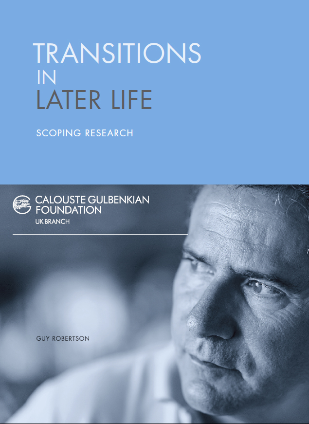 Transitions in Later Life: Scoping Research