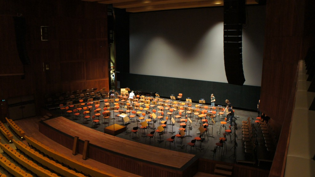 GA - Palco versão filme-concerto