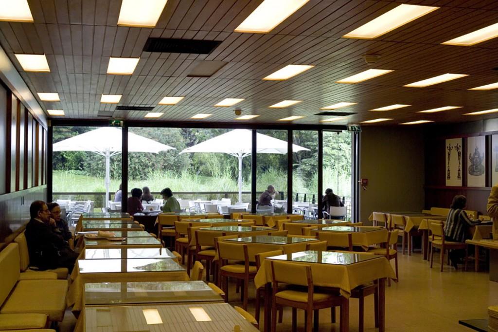 Cafetaria do Museu Calouste Gulbenkian - Coleção do Fundador