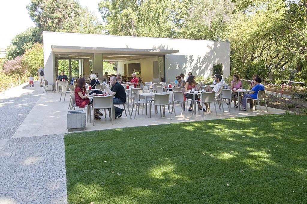 Cafetaria do Centro Interpretativo Gonçalo Ribeiro Telles