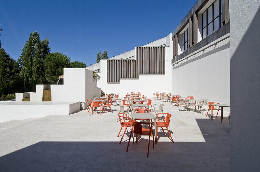 Cafetaria do Museu Calouste Gulbenkian - Coleção Moderna