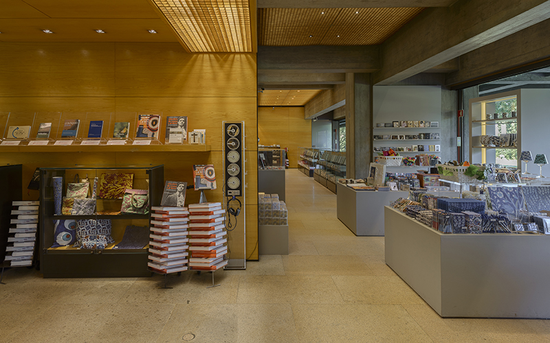 Shop and Bookshop