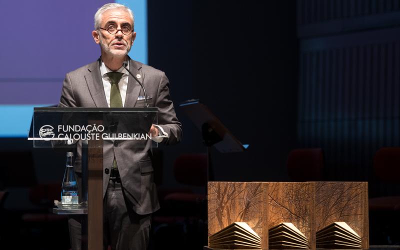 Entrega do Prémio Gulbenkian Coesão 2019 à APAV