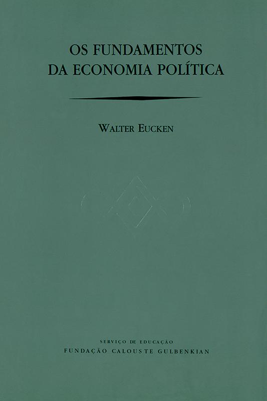 Os Fundamentos da Economia Política