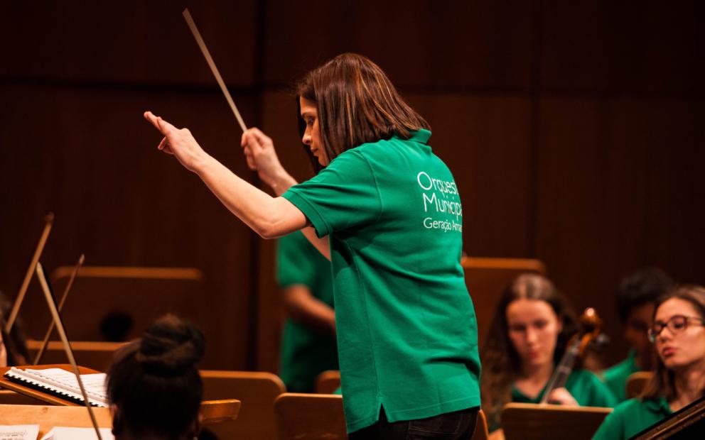 OMGA – Orquestra Municipal Geração da Amadora© Diana Tinoco