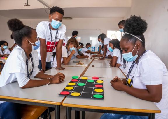 Campos da Matemática Gulbenkian Cabo Verde